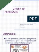 enfermedaddeparkinson-110813203940-phpapp02
