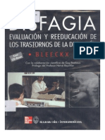 DISFAGIA BLECKX