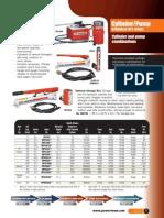 Power Team Cylinder Pump Combos - Catalog