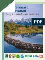 Climate Smart Conservation