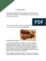 Tradiciones en Tamaulipas