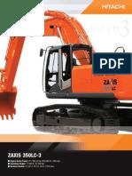 excavadoras ZX350