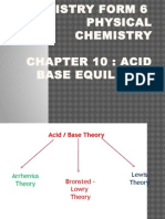 Chemistry Form 6 Chap 7 New