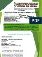 Diapositivas Primer Avance Topicos