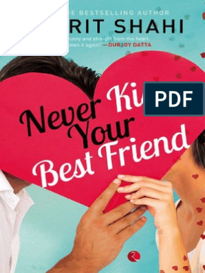 NEVER Kiss Your Best Frined PDF- Sum | Friendship