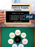 21st Century Supply Chain_kelompok 1_zu 2014