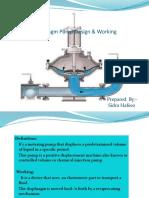Diaphragm Pump Design & Working