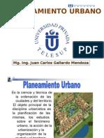 El Planeamieno Urbano PPT