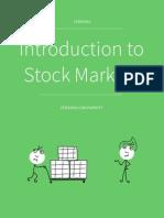 Stock market module-1