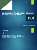Co-op Bank Consumer Attitude