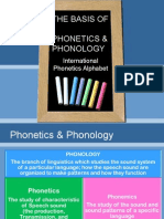Intro to Phonology