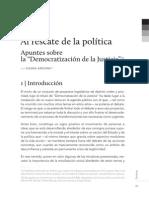 Democratización de La Justicia