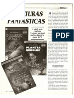 Matéria Sobre Os Livros Aventuras Fantásticas - Dragão Brasil 04