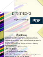 Diphthong