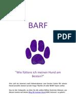 BARF Wie Füttere Ich Meinen Hund Am Besten