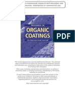 Elkais, Ali R Et Al. 2011. Progress in Organic Coatings. Vol. 71. Hal 32-35.