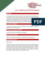 PORTUGUÉS BÁSICO + GRAMÁTICA PORTUGUESA ESPAÑOLA