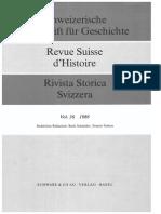 Der Münzschatz von Ilanz und die Entstehung des mittelalterlichen Münzsystems / von Hans-Ulrich Geiger