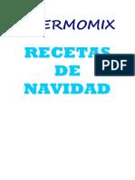 Thermomix Recetas de Navidad