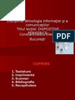 Dispozitive Periferice (1)