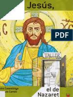 Cortés, j. l. y Casaldáliga, p. - Con Jesús, El de Nazaret. Ppc, 2005
