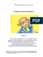 PA & PG - Exercícios Resolvidos