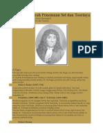 Biologi Sejarah Penemuan Sel Dan Teoriny