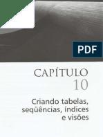 Capitulo 10 - Criando Tabelas, Indices e Visoes