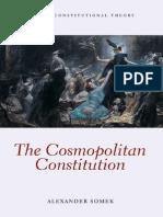 Páginas DesdeThe Cosmopolitan Constitution (Oxford Constitutional Theory) - Somek, Alexander