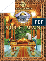 Sulejman alejhi selam