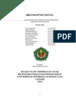 Bronkopneumoni