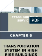 CHAPTER 6 building services
