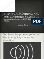 v mann strategic planning