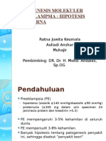 Fix Patogenesis Molekuler Preeklampsia