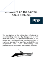 Coffee Stain Literature