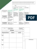ib essay planning grid blank