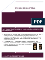 Anatomía y Composicion Corporal