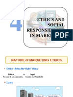 Ethics in Marketing and Social