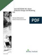 WaterDistributionDesign&ModelingV8imetric Full
