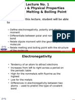 PDA104T_01 Polarity, Dipole Moment