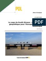 La saga du South Stream