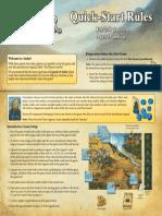 Legend of Andor Rulebook