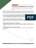 Ficha Reforma Previsional Clase Media
