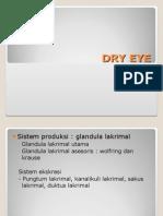 Dry-eyes