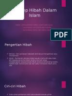 Konsep Hibah Dalam Islam