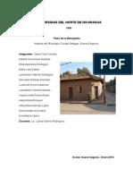 Historia Del Municipio de Ciudad Antigua Observaciones 2