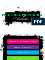 desarrollo de cáncer de próstata expectativas de vitas