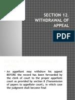 Rule 122. Sec12-13 Report