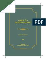 o Que é Daseinanalyse