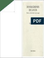Deleuze . Dos Regimenes de Locos. Textos y Entrevistas (1975-1995)